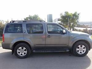 2006 Nissan Pathfinder Wagon Mount Louisa Townsville City Preview