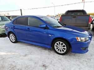 2012 Mitsubishi LANCER SE For Sale Edmonton