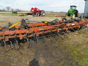 McKee 23ft s-tine cultivator