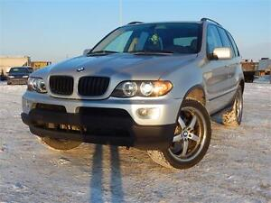 2006 BMW X5 AWD IN GREAT CONDITION call JDK 380-2229
