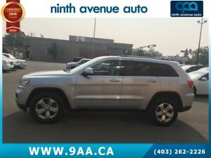 2012 Jeep Grand Cherokee Laredo 4dr 4x4, Leather, Navigation