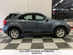 2013 Chevrolet Equinox AWD LS, Accident Free