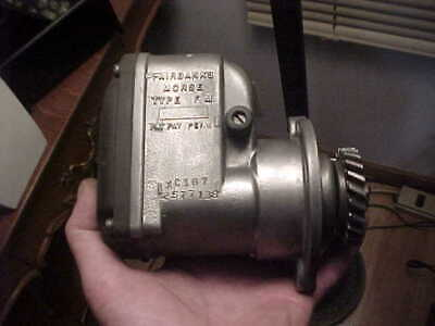 Nice Fairbanks Morse Xc1b7 Magneto Gear Y-109 Wisconsin Abn Acn Engine Hot