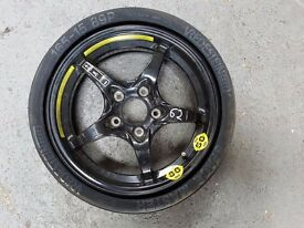 Spacesaver Mercedes Spare Tyre - Very Good Condition