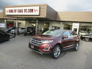 2016 Ford Edge TITANIUM WITH ACTIVE PARK