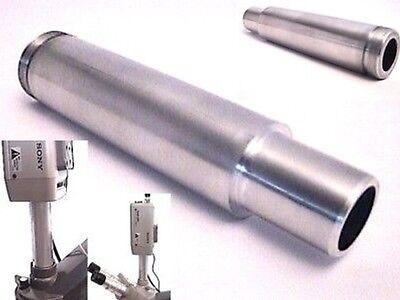 Parfocal C-mount Adapter For Spencer Ao American Optical Trinocular Microscope