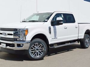 2017 Ford F-350 Lariat 4x4 SD Crew Cab 6.75 ft. box 160 in. WB S