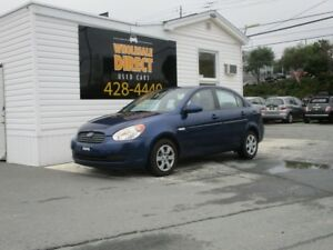 2007 Hyundai Accent SEDAN 1.6 L