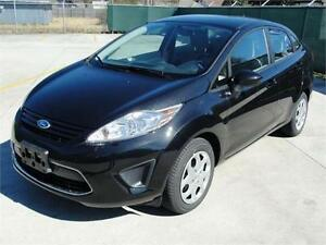 2011 FORD FIESTA SE SUPER SAVER SEDAN!
