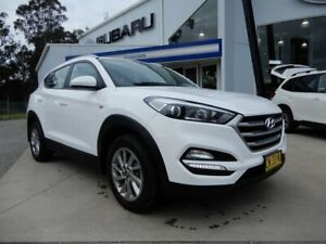 2017 Hyundai Tucson TLe MY17 Active 2WD White 6 Speed Sports Automatic Wagon Glendale Lake Macquarie Area Preview