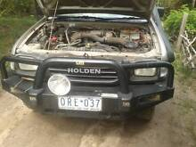 1997 Holden Rodeo 4x4 twin cab turbo diesel East Gippsland Preview