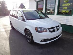 2018 Dodge Grand Caravan GT for only $244 bi-weekly all in!