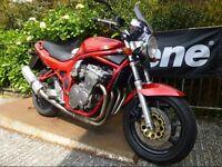 Suzuki Bandit (GSF600N) *A2 licence Legal*