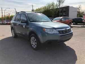 2009 SUBARU FORESTER  AWD AIR CLIMATESEE