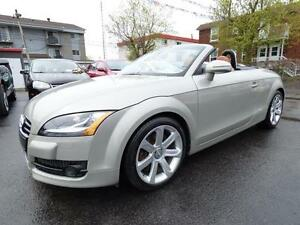 2008 AUDI TT 3.2L ROADSTER (AUTOMATIQUE, CUIR, XÉNONS, FULL!!!)