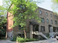 McGill Ghetto 2 bedroom plus office available immediately