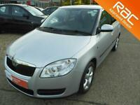 Skoda Fabia 1.4 16v (85bhp) 2 Petrol Manual 44,000 Miles Fantastic Condition
