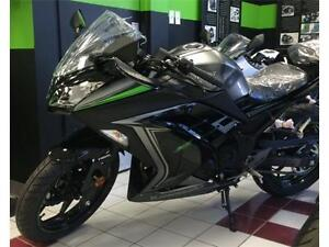 2015 KAWASAKI NINJA 300ABS SE-SAVE ON NON-CURRENTS