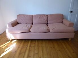 Large 3 seater settee - Excellent condition