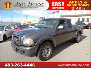 2011 Ford Ranger Sport SUPERCAB 4X4 90 DAYS NO PAYMENTS!