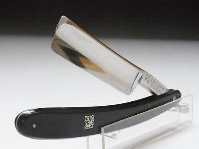Rare! 1075 HASHIMOTO TOKYO RIKI J*apanese Straight Razor Shaving Sword #D-1160
