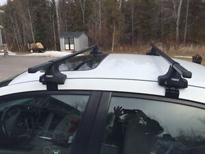 Thule roof rack systems instock both aero and square bars