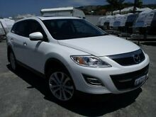 2012 Mazda CX-9 MY13 Luxury White 6 Speed Auto Activematic Wagon Albany 6330 Albany Area Preview