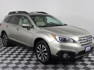 2015 Subaru Outback LIMITED w/NAVIGATION, MOONROOF, HARMON/KARDO