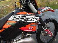 KTM 250 EXC 2009 ENDURO ROAD REGISTERED MX MOTOCROSS BIKE