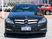2013 Mercedes-Benz C250 C204 MY13 7G-Tronic + Black 7 Speed Sports Automatic Coupe Alfred Cove Melville Area Preview