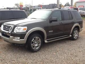 2007 FORD EXPLORER EDIIE BAUER $4500 1 DAY ONLY SOLD!