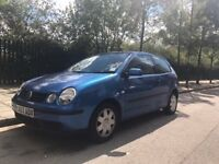 VOLKSWAGEN POLO SPECIAL EDITIONS - 1.2 Twist 3dr SERVICE HISTORY