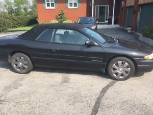 1998 Chrysler Sebring JXI Convertible