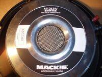 MACKIE SRM450 CHASSIS SPEAKER - ORIGINAL USA MADE - RARE PRO UNIT