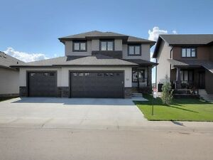 Exquisite 2-storey WALK-OUT, with Dream Garage, Spruce Grove