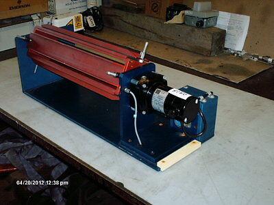 Bodine Electrical Heat Rotator Gear Motor 24a2bepm-d3 130 Vdc 83 Rpm 18 Lb-in