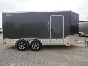 2016 Legend Aluminum DVN 7 x 17!! WITH WHITE WALLS & CEILING!! London Ontario image 2