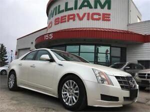 2010 Cadillac CTS Sedan Awd! Leather! Heated Seats! Sunroof!