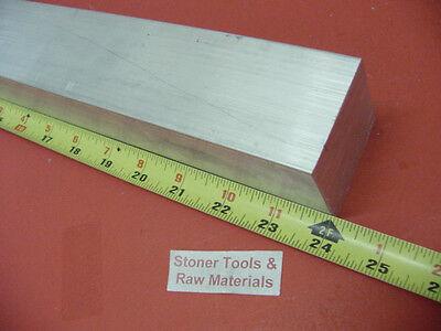 1-12 X 1-12 Aluminum 6061 T6511 Square Flat Bar 24 Long 1.500 Solid Stock