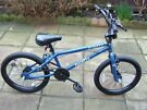 "BMX HUSTLE 20"" WHEELS BIKE"
