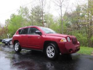 EASY TO FINANCE! 2010 Jeep Compass North Edition 4X4  142000 KM