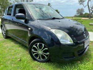 2010 Suzuki Swift RS415 Black 5 Speed Manual Hatchback Tugun Gold Coast South Preview