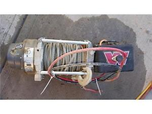 M12000 WARN Winch with Controller $2000 new FIRST $500