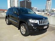 2011 Jeep Grand Cherokee WK MY2011 Laredo Black 5 Speed Sports Automatic Wagon Southport Gold Coast City Preview