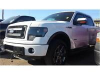 2013 Ford F-150 FX4....LOOW KMM MINT CONDITION ** COME READ**