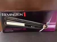 Unopened Remington Ceramic Straight 230 Straightener for sale