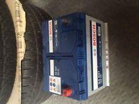 Bosch S4 027 Battery
