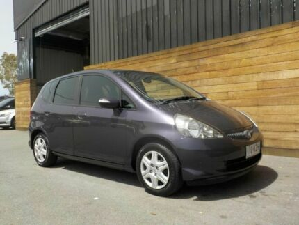 2008 Honda Jazz GD VTi Purple 7 Speed Constant Variable Hatchback Labrador Gold Coast City Preview