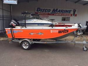 TABS 4200 Bullshark with 50hp Mercury for sale Grafton Clarence Valley Preview