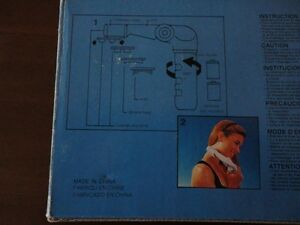 VINTAGE HANDHELD FULL BODY MASSAGER W/BOX, STORAGE CASE London Ontario image 3